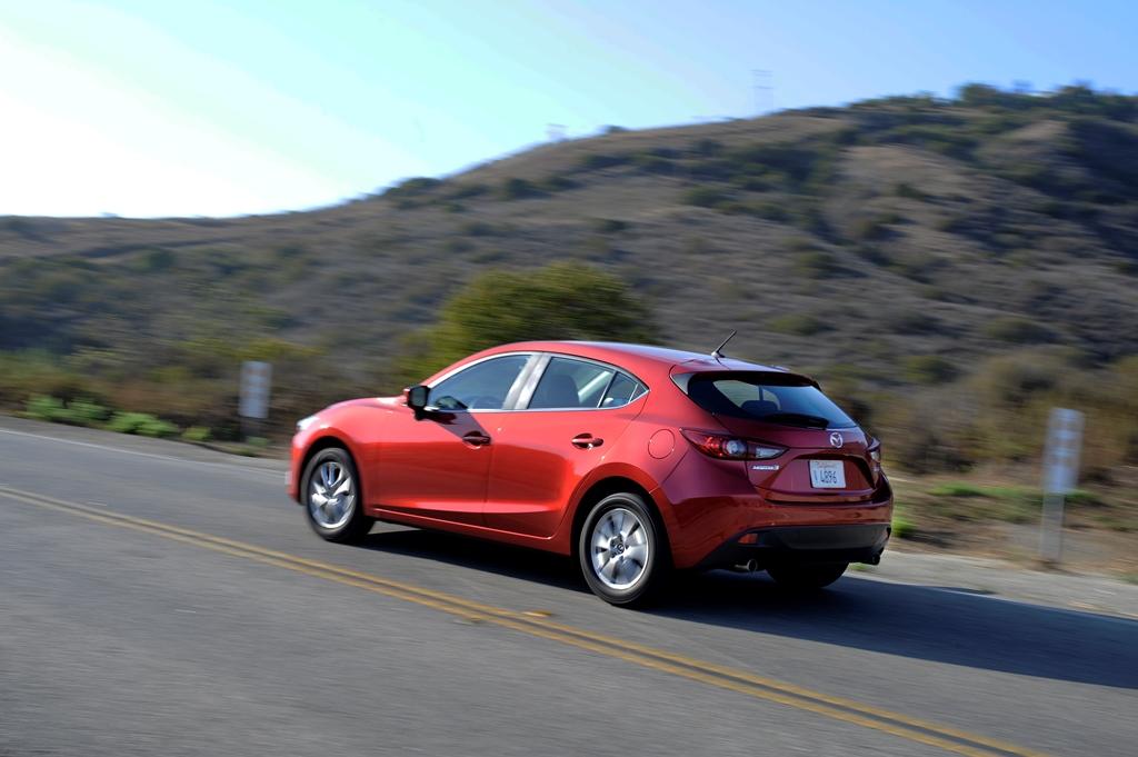MY 2014 Mazda 3