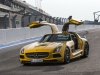 Mercedes Benz, CLA und AMG_SLS_ED_Le_und Black Series SLS AMG in