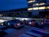 (L to R) SRT Motorsports Viper GTS-R #91 driven by Dominik Farnbacher, Marc Goossens, and Ryan Dalziel and SRT Motorsports Viper GTS-R #93 driven by Kuno Wittmer, Jonathan Bomarito, and Tommy Kendall.