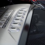 LOTUS EVORA Engine Cover 1