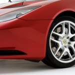 LOTUS EVORA Left Front Wheel and Tire 1