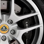 LOTUS EVORA Left frt Wheel and Brakes 1
