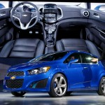 Chevrolet Introduces the Aveo RS Show Car at NAIAS