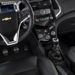 2011 Chevrolet Aveo RS