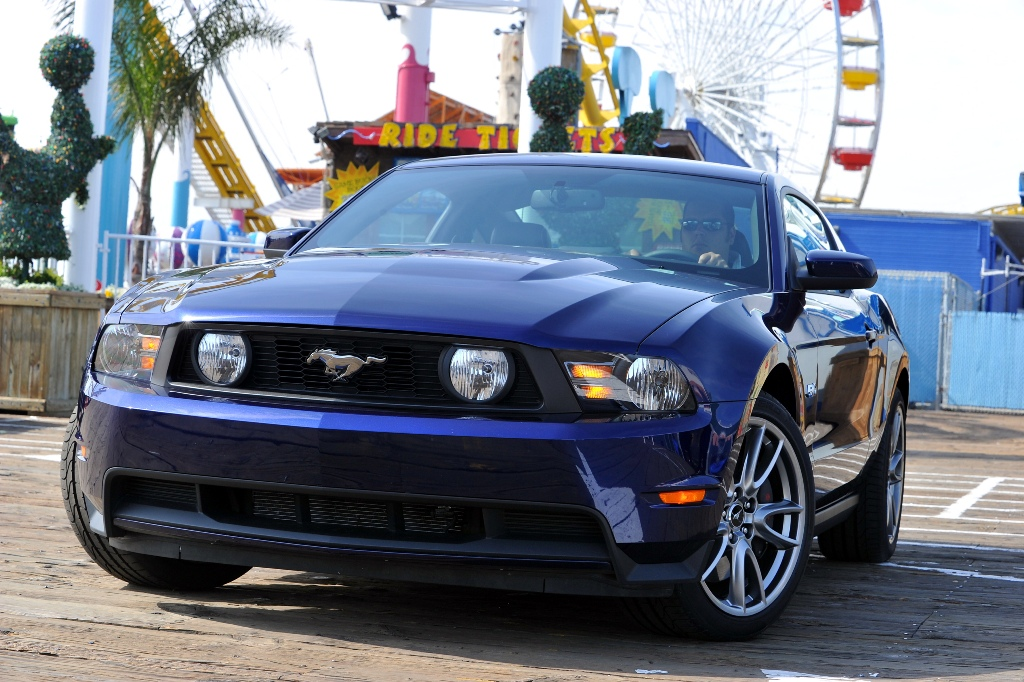 2011 Ford Mustang 5.0 GT
