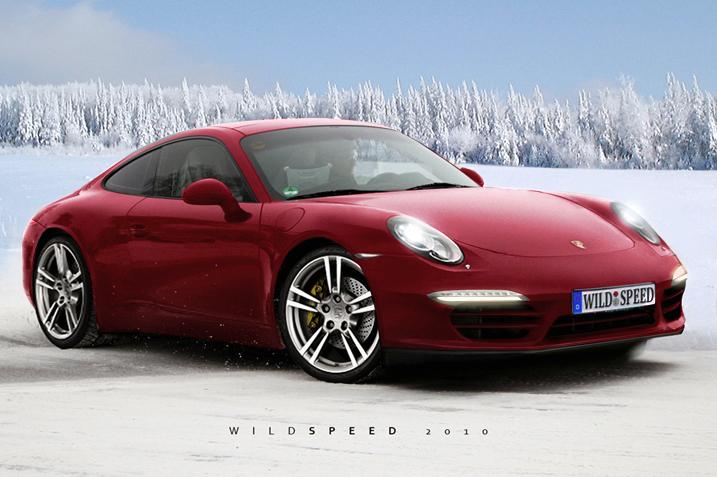 2011-Porsche-911-red1