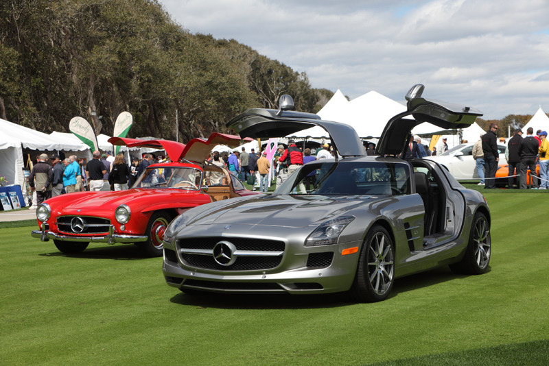 2010 Amelia Island Concours d'Elegance - Sunday, March 14