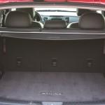 2011 Kia Sportage rear cargo