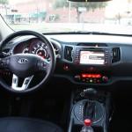 2011 Kia Sportage interior