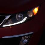 2011 Kia Sportage LED lighting
