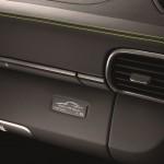 911 Turbo S Edition 918 Spyder badge
