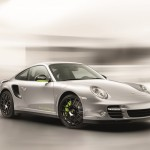 911 Turbo S Edition 918 Spyder front