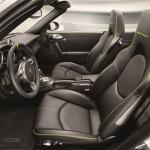 911 Turbo S Edition 918 Spyder interior