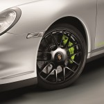 911 Turbo S Edition 918 Spyder wheel