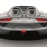 918 Spyder rear sketch
