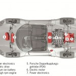 Porsche 918 Spyder ghost