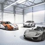 Porsche Hybrid Line Up