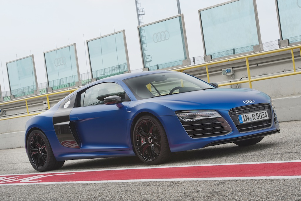 Audi R8 V10 Plus
