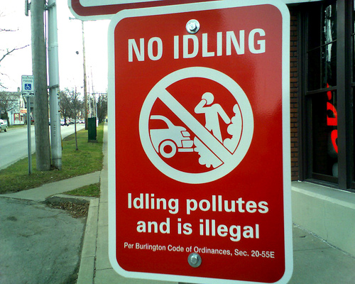 idling