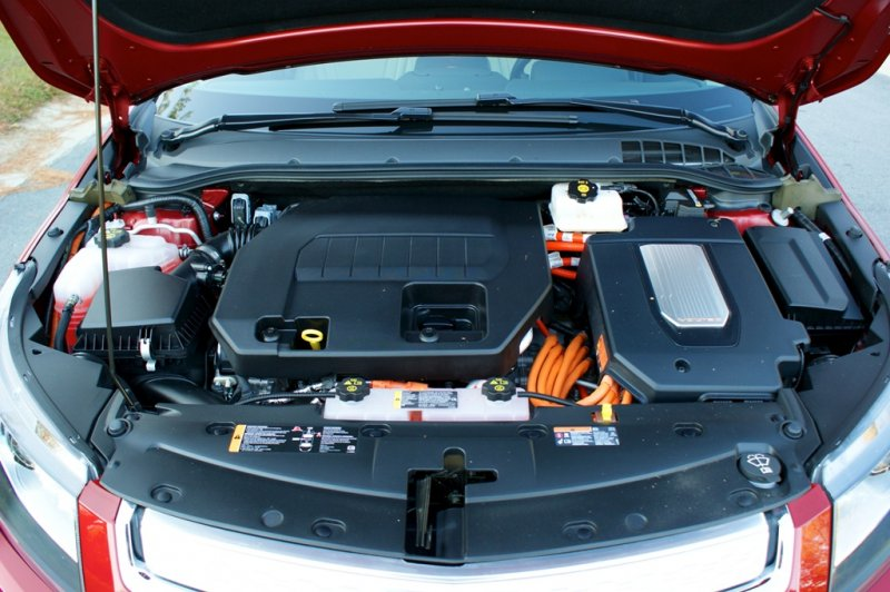 Battery Range Review 2012 Chevrolet Volt Rawautos Com