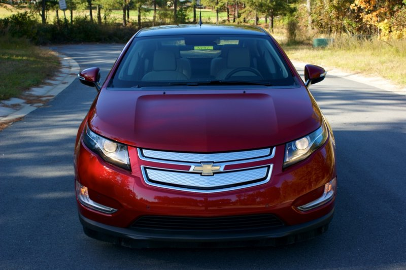 Page 3 Battery Range Review 2012 Chevrolet Volt
