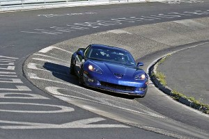 Corvette Z06 at the Ring