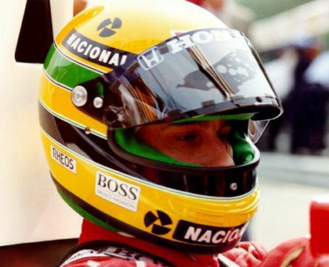 picture Ayrton Senna wallpaper