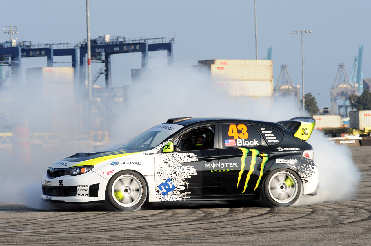 [Video] Ken Block's Gymkhana 2