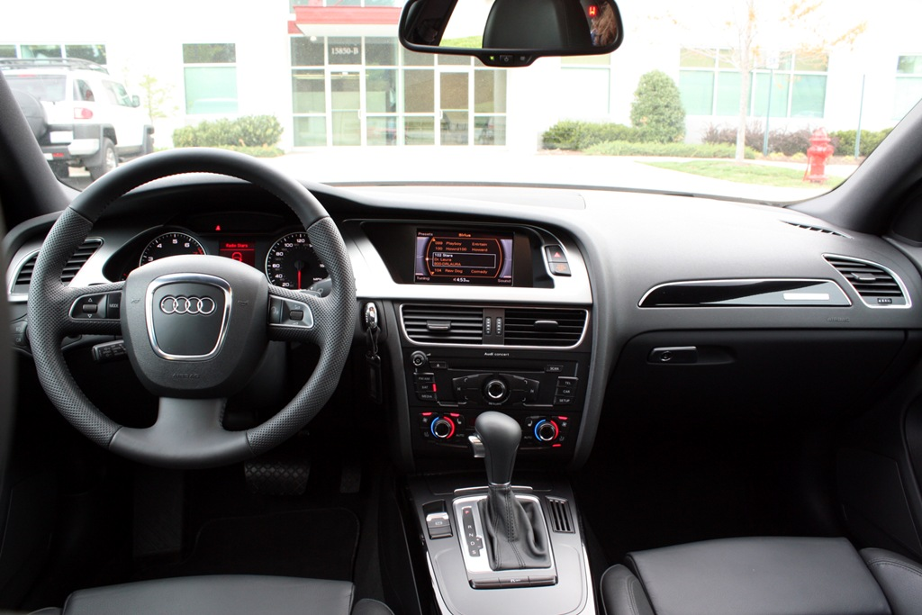 Quick Road Trip Review 2011 Audi A4 2 0 T Quattro Better