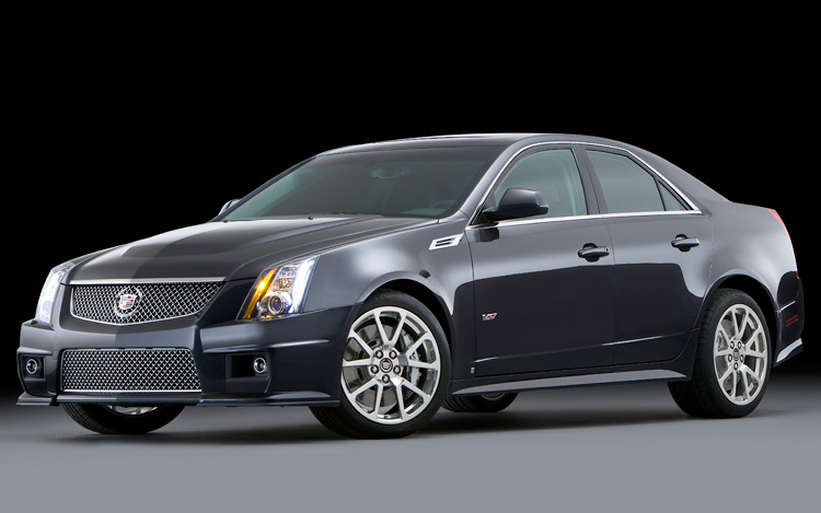 112 0803 01Z2009 Cadillac Cts Vfront Static