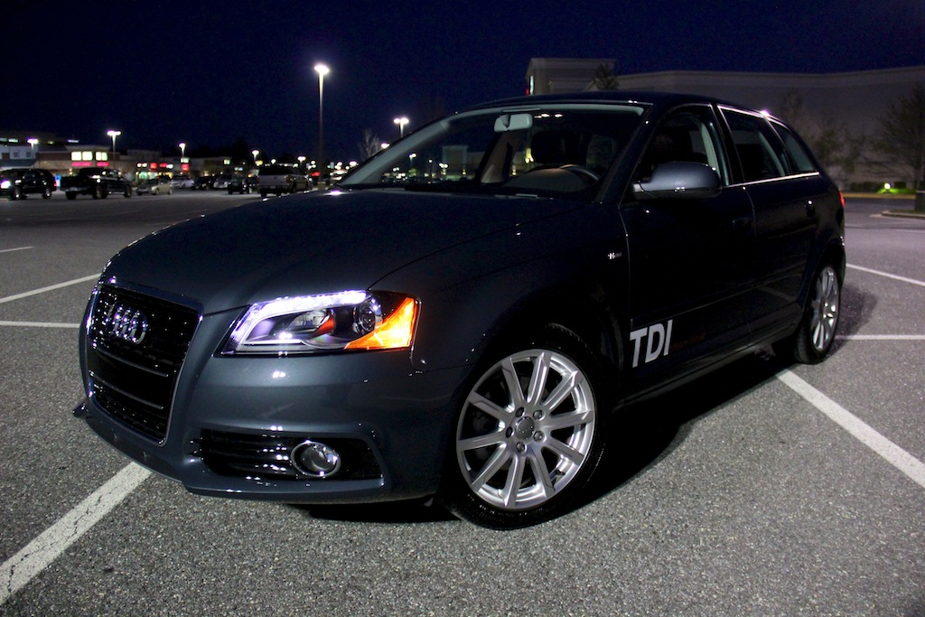 Road Trip Review: 2012 Audi A3 2.0 TDI; A Lesson In Road ...