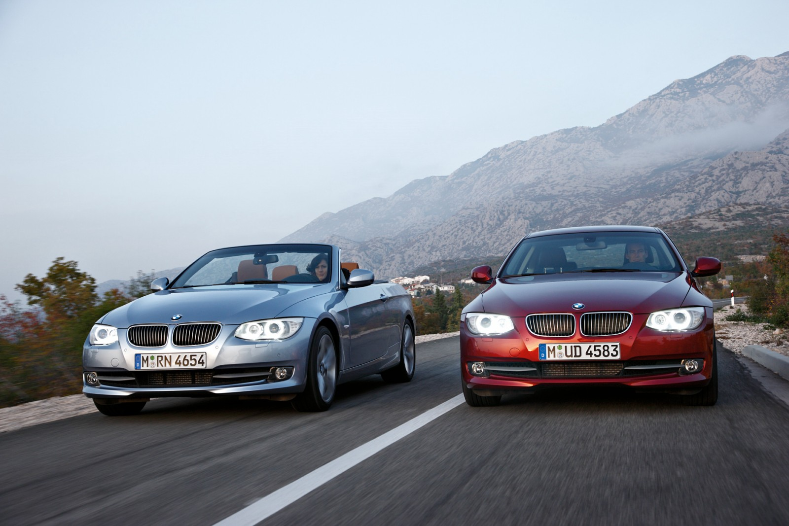 Coupe Series 2010 bmw 328 Pictures & Information] 2011 BMW 3-Series Coupe and Convertible ...